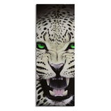 5PCS Canvas Painting Cheetah Modern Abstract Picture Wall Decoration_