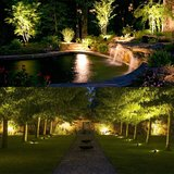 10W RGB LED Flood Light Outdoor tuinlandschap muur Yard Path Lawn Lamp_