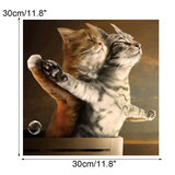 Titanic Jack en Rose Cat 5D DIY Diamant Schilderen Borduren Kruissteek Decoraties_