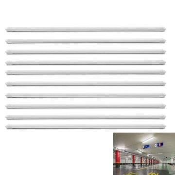10 STKS T8 4ft 18 W 2835 Cool White 88 LED Buis Licht Fluorescerende Lamp voor Indoor Thuisgebruik AC85-265V