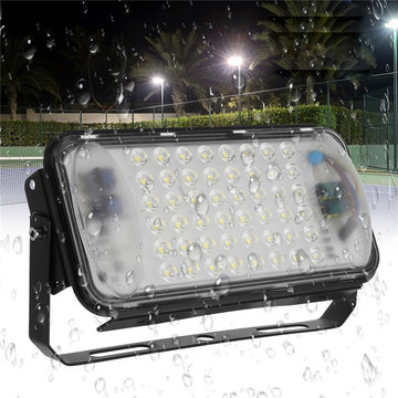 50W 48 LED Flood Spot Light Waterdicht Outdoor Tuinbeveiliging Landschap Licht AC90-260V