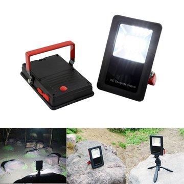 Draagbare 10 W LED Werk Flood Light USB Oplaadbare Outdoor Camping Waterdichte Noodverlichting