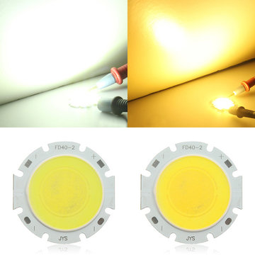 9W Ronde COB LED Bead Chips Voor Down Light Ceiling Lamp DC 30V