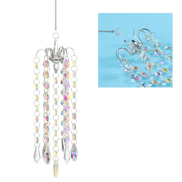 Crystal Lighting Ball Pendant Beads Kroonluchter Opknoping Drop Prisma's Suncatcher