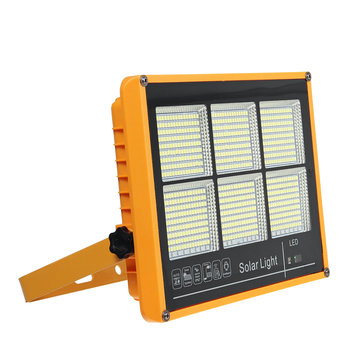 300W LED Solar Flood Light 2835 Wit licht Security Flood Outdoor Garden Lamp