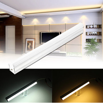 ZX T5 30cm 4W 400Lm Pure White Warm Wit 20 SMD 2835 LED Strip Tube Light AC220V