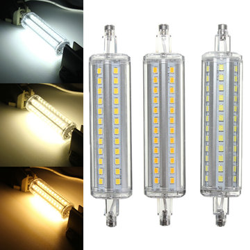 R7S Niet-dimbare 118MM LED-lamp 10W 72 SMD 2835 Flood Light Corn Tube Lamp AC 85-265V