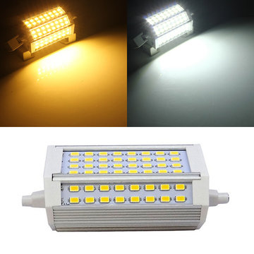 R7S 30W 3000LM 118mm 64 SMD5730 Warm Wit / Wit LED Gloeilamp 85-265V