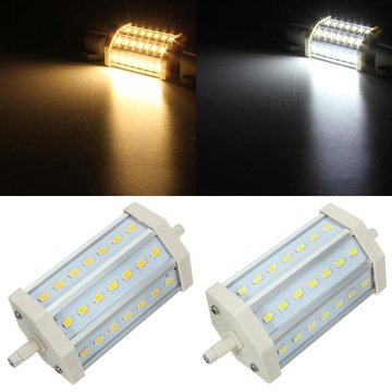 R7S LED Bulb 8W 21 SMD 5630 White/Warm White AC 85-265V 118mm Light