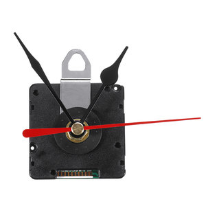 60mm Time Atomic Radio Controlled Silent Clock Movement DIY Kit Clock Accessories UK MSF