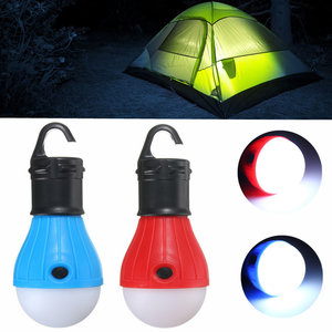 Outdoor Draagbare Hangende LED Camping Tent Light Bulb Fishing Hiking Lantern Nachtlamp