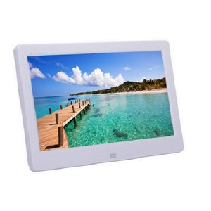 10 Inch TFT-LCD Intelligent Cloud Digital Photo Frame With Remote Control